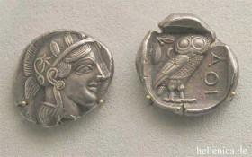 Antike Griechische Städte Und Ihre Münzen Griechische Münzen