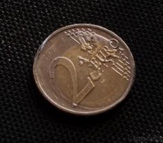 2 Fehlprägung Aus 2010 2 Euro Münzen Münz Board