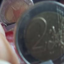 Deutschland 2 Euro Fehlprägung 2 Euro Münzen Münz Board